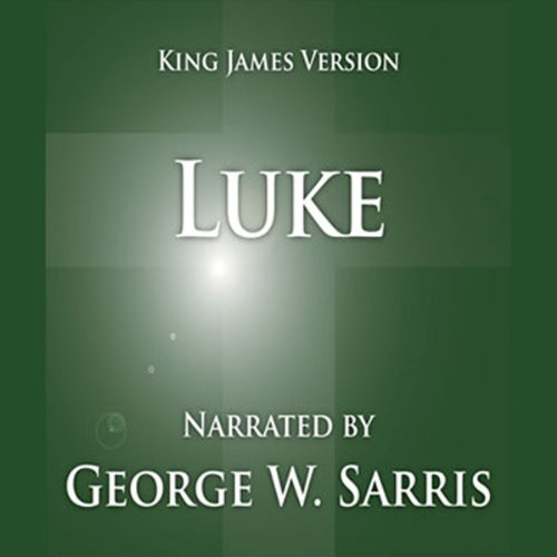 The Holy Bible - KJV: Luke audiobook cover art