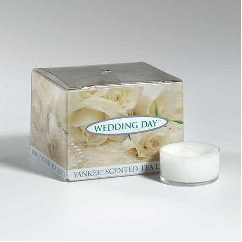 Wedding Day Teelichter Yankee Candle