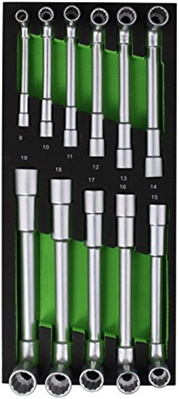 JBM 11995 Modul Steckschlüssel Steckschlüssel Steckschlüssel Satz EVA B01MQFRPLH | Guter Markt  e74aeb
