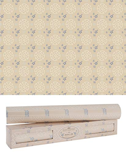 Scentennials Jasmine & Lily (6 Sheets) Scented Fragrant Shelf & Drawer Liners 16.5