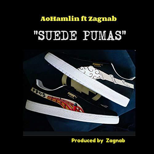 Suede Pumas (feat. Zagnab) (Radio Edit)
