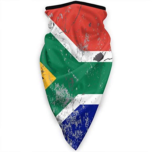 Zuid-Amerikaanse vlag Retro masker Gamassen halsdoek sjaal bivakmuts mutsen multifunctioneel