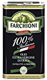 Tanica olio d'oliva Farchioni 3Litri Olio extra vergine d'oliva estratto a freddo