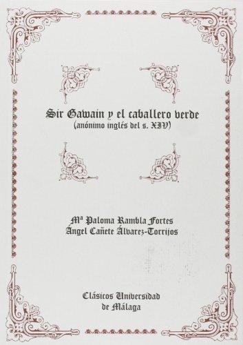 Sir Gawain y el caballero verde (Anónimo inglés del s. XIV): 12 (Clásicos Universidad de Málaga)