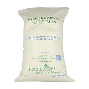 Dismag Sales Baño Magnesio (Epsom) 10 Kg 100 g