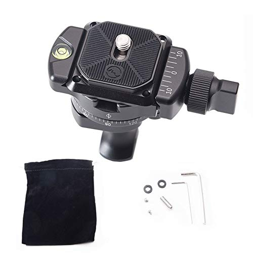 XUSUYUNCHUANG Camera Tripod Ball Head For Photography Panoramic Ballhead Quick Release Plate Of Arca-Swiss Specification