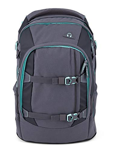 Satch Pack Mint Phantom 2er Set Schulrucksack & Schlamperbox