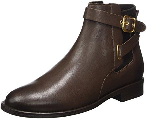 Buffalo London Damen ES 30780 Sauvage Stiefel, Braun (Nougat 01), 37 EU