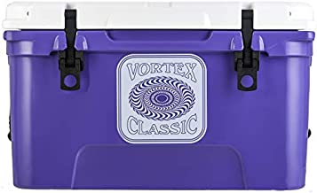 Classic Series 45-Quart Rotational-Molded Cooler in Ultra Violet