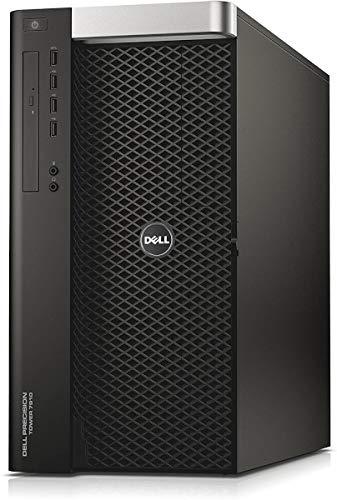Dell precision 7910 / t7910 tower - 2x intel xeon e5-2660 v3 10-core 2. 6ghz - 64gb ddr4 reg - nvidia quadro k2000 2gb - 4. 96tb (dual 480gb ssd & 2tb 12gb/s sas new) - 1300w psu - (renewed)