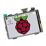 LCDディスプレイ 3.5インチ 1920x1080 タッチスクリーンモニター HDMIモジュール ラズベリーパイ用