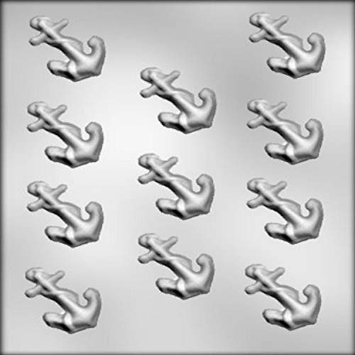 CK Products 2-Inch Anchor Chocolate Mold