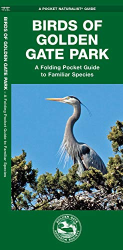 Birds of Golden Gate Park (Pocket Naturalist Guide)