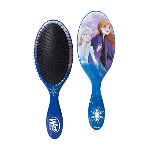 Wetbrush Distriction Disney Frozen II Anna E Elsa - 100 g