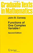 Functions of One Complex Variable (Graduate Texts in Mathematics - Vol 11) (v. 1) by John B Conway (1978-01-01)
