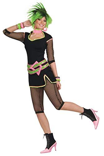 Forum Novelties Women's 80's To The Maxx Costume - Small/X-small