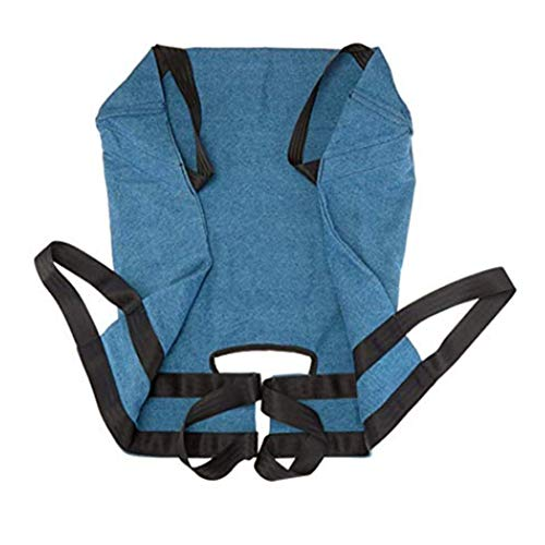 YAOBAO Aide Transfer Lift Sling, Rollstuhl-Mobilitäts-Transfersystem mit 6 Gurten für den Transfer, sicherer und sicherer Lift bettlägeriger, behinderter Safe Belt