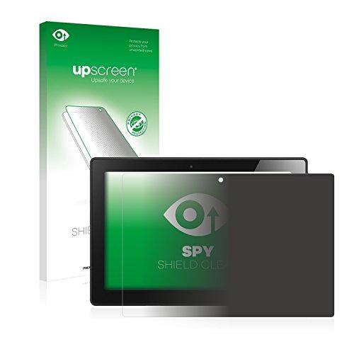 upscreen Anti-Spy Blickschutzfolie kompatibel mit Lenovo IdeaPad Miix 310 Privacy Screen Sichtschutz Bildschirmschutz-Folie