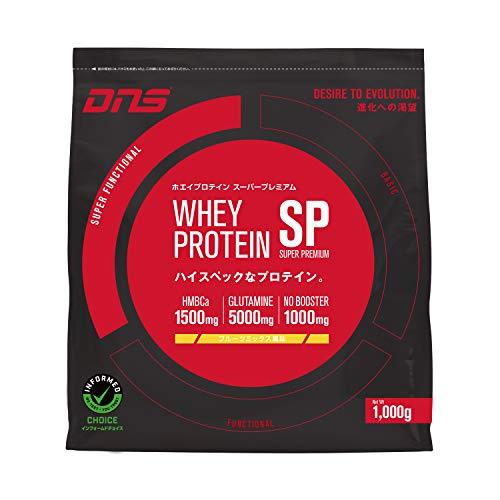スマートマットライト DNS ホエイ プロテイン スーパープレミアム(SP) フルーツミックス風味 1000g(約30回分) たんぱく質 筋トレ