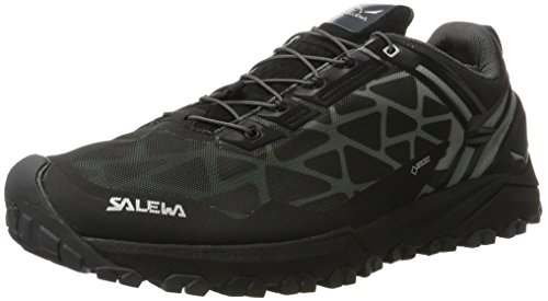 Salewa Ms Multi Track Gtx, Zapatillas de Senderismo Hombre, Multicolor (Black/Silver 4076),...