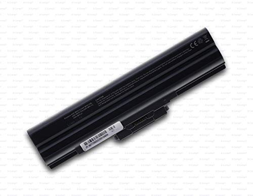 X-Comp Batteria di ricambio compatibile VGP-BPS13 7800 mAh per Sony Vaio VGN-FW VGN-NS VGN-NW VGN-SR VPC CW VPC-B11 VPC-CW VPC-F VPC-M Serie