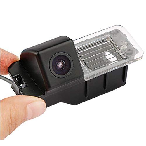 CCD - Telecamera di retromarcia per parcheggio posteriore per VW Volkswagen Polo V (6R)/Golf 6/Passat/CC/Magotan/Bora