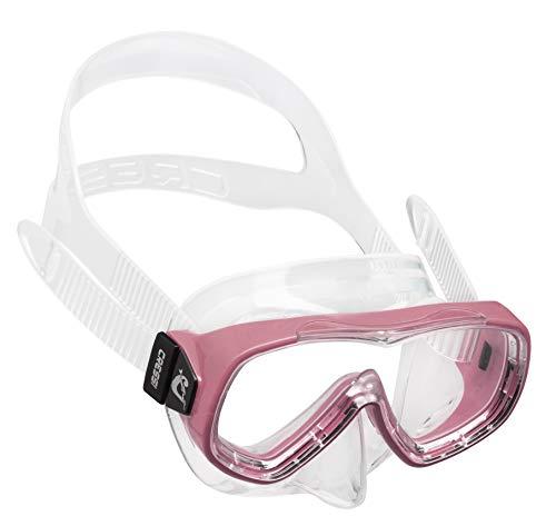 Cressi Piumetta, clear/pink