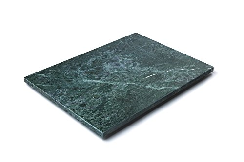 Fox Run Marble Pastry Board, Green