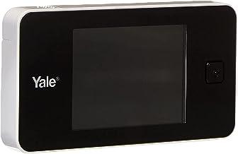 Digitale deurspion wit