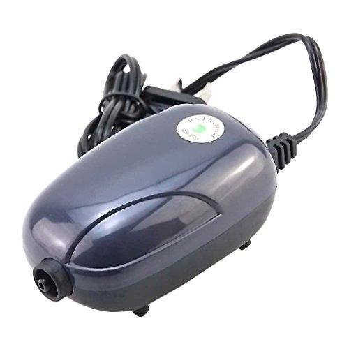 Wuqiong Mini Silent Air Pump Leistungsstarke Sauerstoffpumpe 220 V Aquarium Kompressorpumpe Fisch Schildkröte Tank Noise Reduction