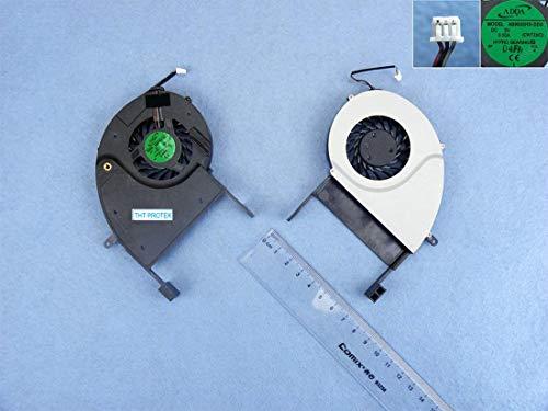 Kompatibel für Toshiba Qosmio X500, X505 Lüfter Kühler Fan Cooler Version 2