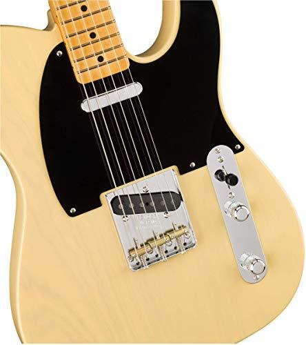Fenderエレキギター70thAnniversaryBroadcaster®,MapleFingerboard,BlackguardBlonde