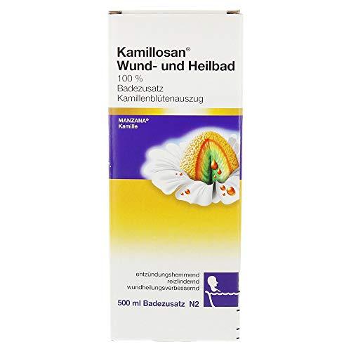 KAMILLOSAN Wund- u.Heilbad 500 ml