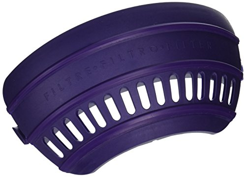 Dyson 915447-06, Purple Post Filter Door Assembly DC25