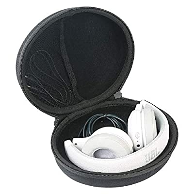 Khanka Hard Headphone Case for JBL Everest Elite 700/Everest 300/E55BT/ E45BT Over Ear Wireless Bluetooth Headphones. from Khanka