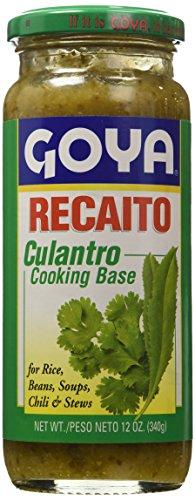 Goya Recaito Culantro Base Cooking 12 Ounces
