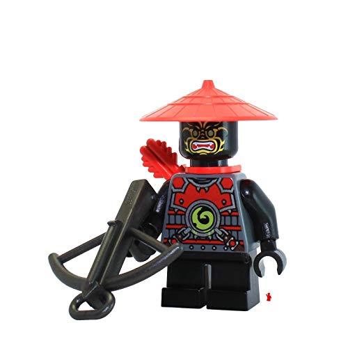 Lego Ninjago 2013 Final Battle - Stone Scout (w/ Yellow Face Markings)