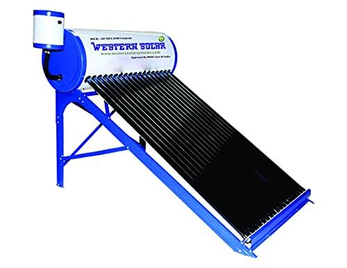 WESTERN SOLAR 200LPD ETC Solar Water Heater