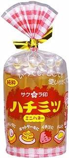サクラ印 純粋ハチミツ ミニハネー (15g×10本)×3個