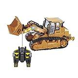 332PageAnn Rc Bagger Spielzeug Radlader Baufahrzeuge, 1:12 Simulationsfahrzeug Mit Sound Und Licht Geburtstagsgeschenk Für Kinder