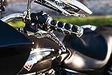 Kuryakyn 6235 Premium ISO Handlebar Grips for Throttle and...