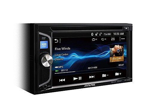 Alpine IVE-W560BT Negro 200W Bluetooth Receptor Multimedia para Coche - Radio para Coche (Negro, 2 DIN, 200 W, 4.0 Canales, 50 W, CD,CD-R,CD-RW,DVD,DVD+R,DVD+RW)