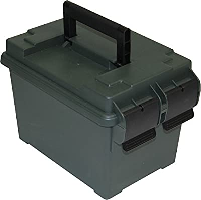 MTM Case-Gard AC45 45 Caliber Ammo Can - Forest Green