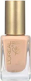 L'Oreal Paris Colour Riche Nail Color Nude Privee Collection, Eva's Nude, 0.39 Fluid Ounce