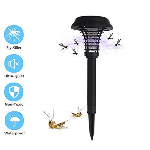 CCCYT Moskitoschutz Lampe, Moskito Killer Mit UV-Licht, Wasserdicht Moskito Killer Licht IP65 Wasserdicht Mückenlampe Campinglampe Für Innen Und Außeneinsatz Schlafzimmer Gärten