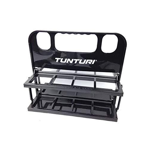 Tunturi-Fitness 14TUSTE103 Tunturi Estante de Botella Plegable
