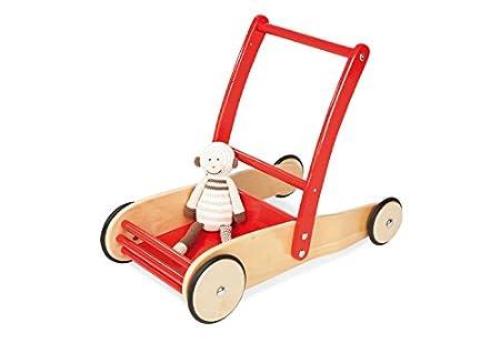 Pinolino Lauflernwagen Uli mit Bremssystem