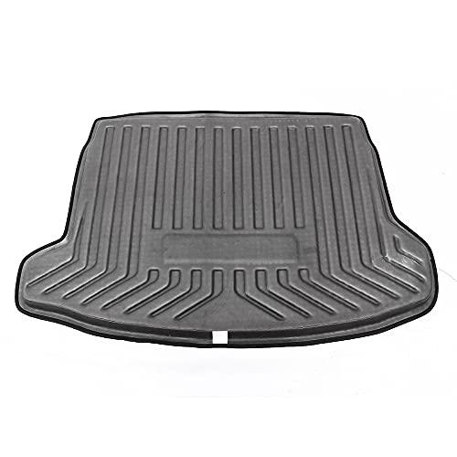 Fahrzeugspezifisch Gummi Kofferraummatten, für Nissan Qashqai Dualis J11 2008-2019 Auto Kofferraum Wasserdicht Pad Kratzfestem Schutz Pad DekorationszubehöR
