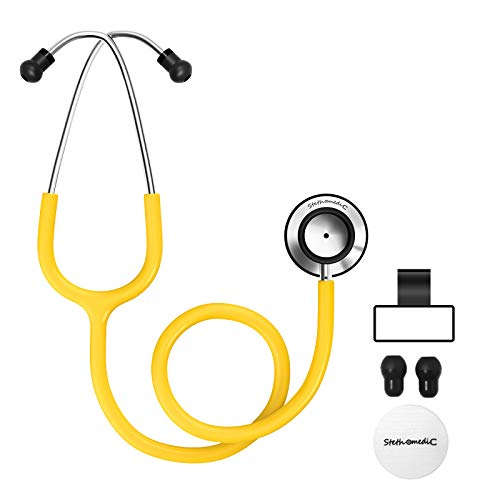 Dual Head Stethoscope for Medical and Home by...