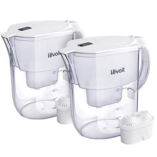 LEVOIT Water Filter Pitcher review